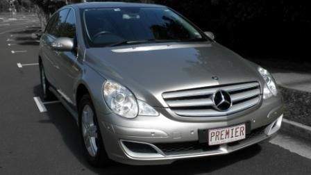 Mercedes R500 Luxury Corporate Car, Airport Transfers, Chauffeur Driven.