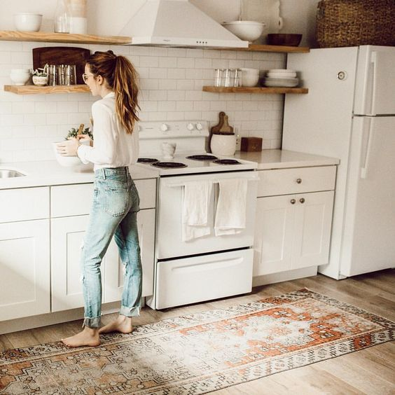 1000+ Ideas About Kitchen Rug On Pinterest