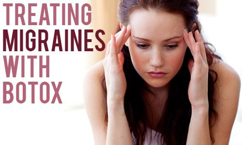 Trying to get rid of migraines? How about Botox, or a band on the forehead? http://www.washingtonpost.com/national/health-science/health-magazine-offers-ways-to-cut-down-on-migraines-including-botox/2014/09/08/fd118bb2-3380-11e4-a723-fa3895a25d02_story.html. Call 6473459376 for a free consultation to check if Botox is the right treatment for you