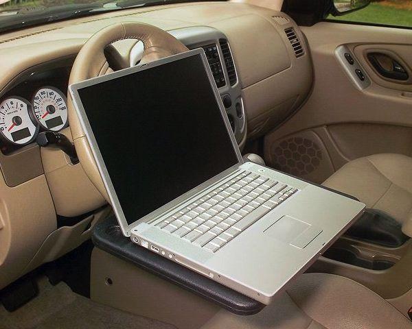 Wheelmate #Laptop Steering Wheel #Desk