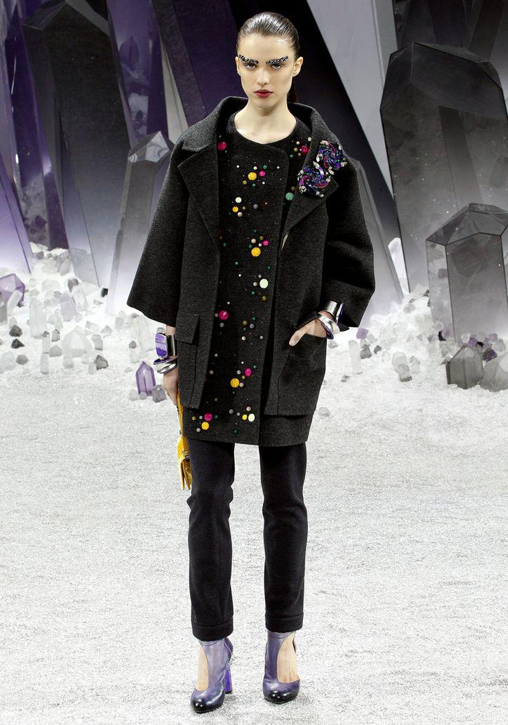 More Chanel: Fashion Weeks, Paris Fashion, 2012 13, 2012 Ready To Wear, Fall 2012, Style Com, Chanel Fall, Fall Winter, 2012 Rtw