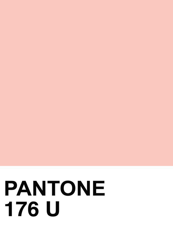Pantone a perfect pink