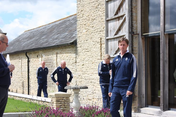 Ben Maher: Team GB Olympic Showjumper