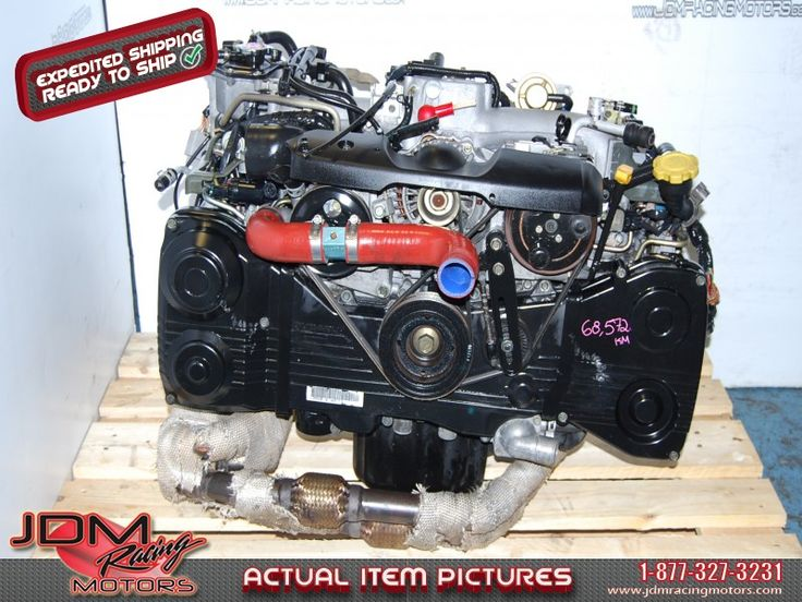 JDM Subaru WRX 2002-2005 EJ205 AVCS Function Engine Quad-Cam DOHC 2.0L Motor.  This one has Aftermarket Headers!  eBay # 371207275380  Find this item on our website: http://www.jdmracingmotors.com/engine_details/1782   Tags: #JDM, #Subaru, #WRX, #STi, #EJ205, #Engine, #Used, #Swap, #EJ, #AVCS, #Quad, #Cam, #DOHC, #Motor, #Turbo, #Impreza, #2.0L, #2002, #2003, #2004, #2005