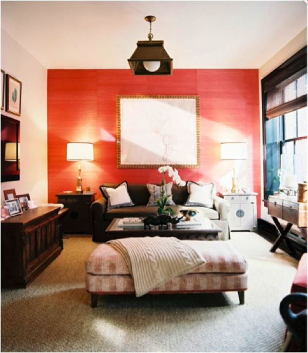 82 best Red Interiors images on Pinterest | Red, Architecture and Home