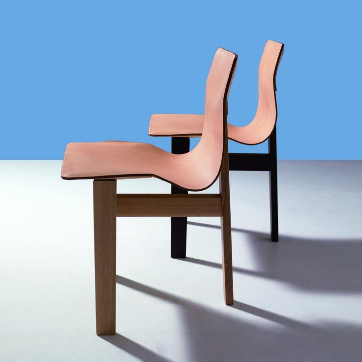 Tre 3 Chair | Angelo Mangiarotti | AgapeCasa | SUITE NY