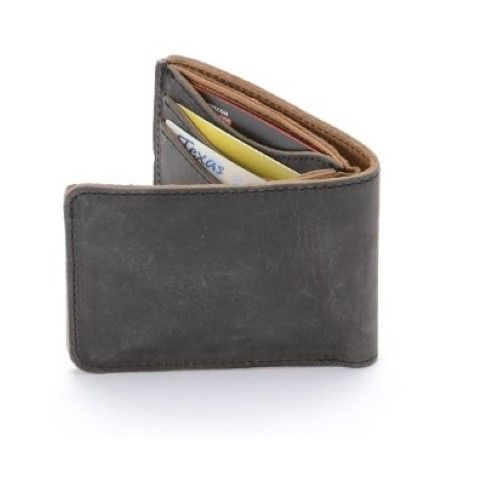 Rugged and masculine. Holds up to 18 cards and has one bill compartment. This is a good quality wallet that comes with 100 year guarantee. #Wallet #best Wallet Under 50 Dollars #Saddleback