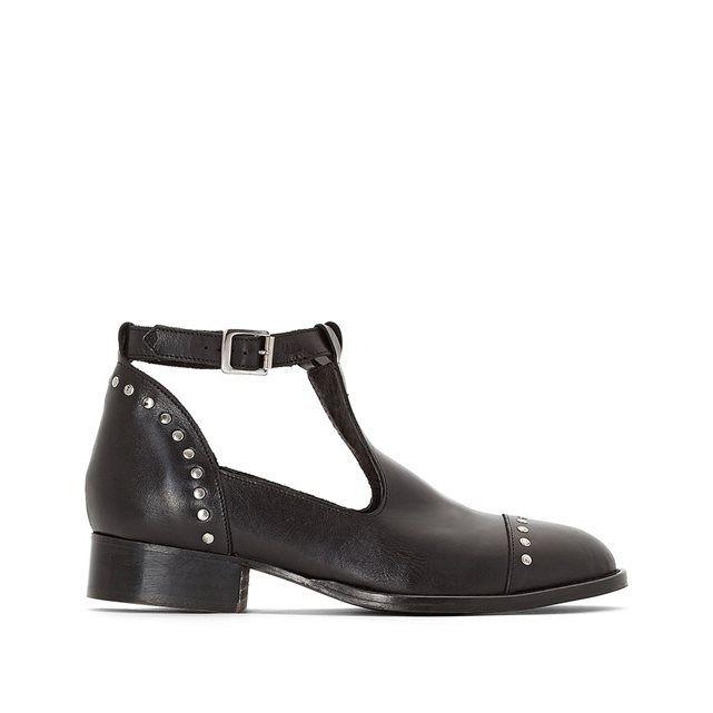 Boots cuir 2857