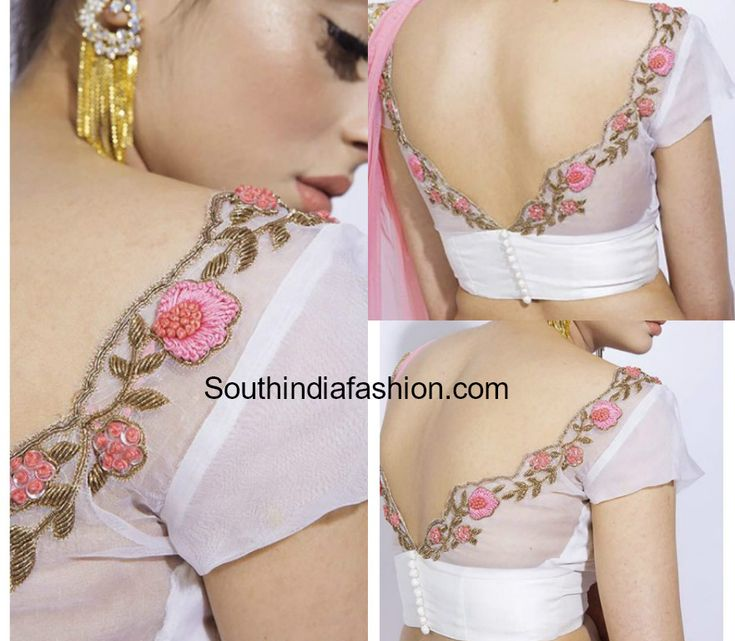 http://www.southindiafashion.com/2017/11/embroidered-net-blouse-sarees.html