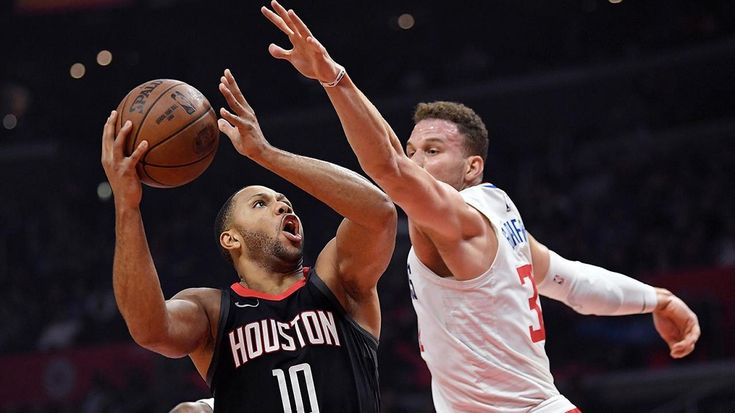 The Competitive Fire in Chris Paul Burns on with Houston Rockets as with Los Angeles Clippers