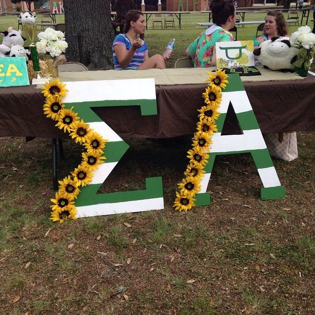 Sigma Alpha Beta Rho. Southern Arkansas University Cute Sigma Alpha Letters