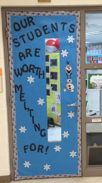 Classroom Decoration Ideas Fort Worth ~ Best frozen bulletin board ideas on pinterest olaf