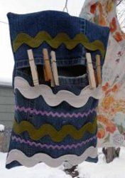 How to Make a Recycled Clothespin Bag. Teach yourself how to make a recycled clothespin bag with a little help from this tutorial.