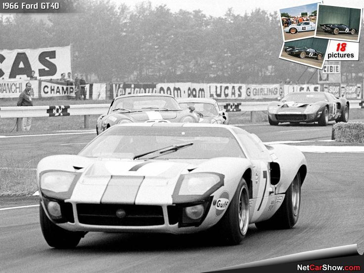 Ford-GT40-1966-1600-0a.jpg (1600×1200) & 77 best Ford GT40 images on Pinterest | Ford gt40 Le mans and ... markmcfarlin.com