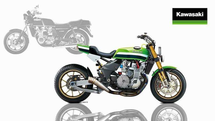 173 Best Z1300 Images On Pinterest Biking Motors And