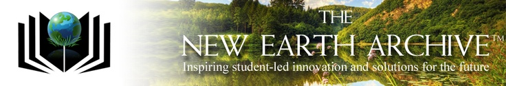 The New Earth Archive strives to empower college students with accurate knowledge at the heart of global issues like climate change, sustainability, and social justice.  It is a community for students to connect with each other, professionals, and activists. It will provide students with powerful books, films, and other social media and aims to inspire student-lead innovation and solutions for the contemporary global issues that face our society.