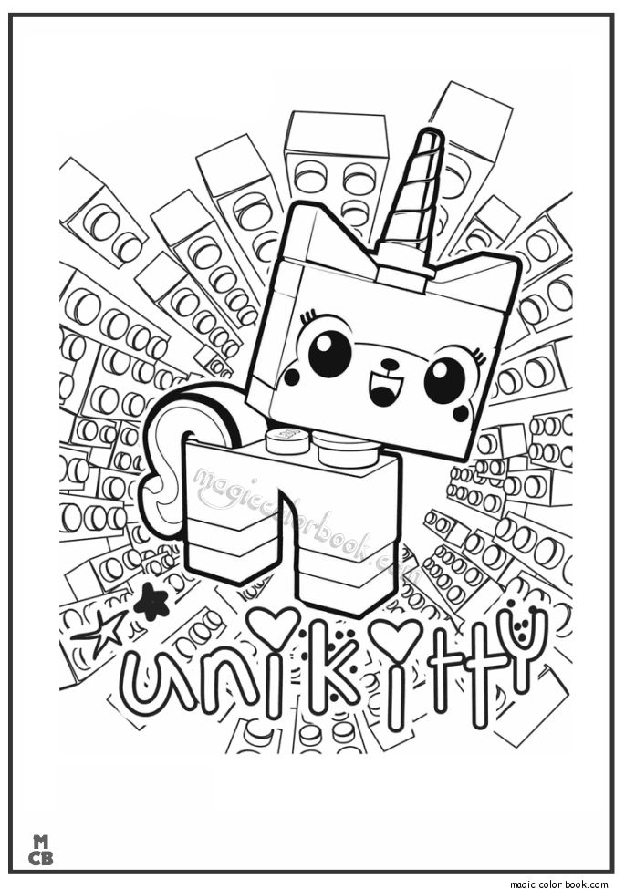 Hello Kitty Ninja Coloring Pages : Best lego coloring pages images on pinterest