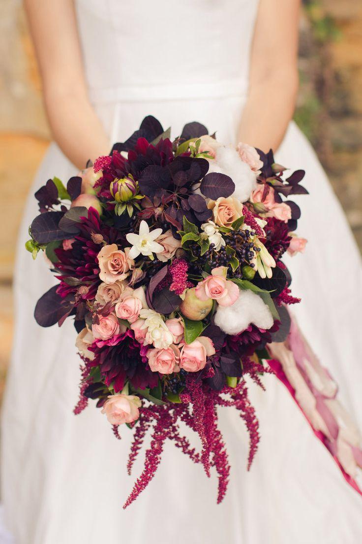 Snow white bouquet Bridal Bouquet by The Lillipillian  Photography by Wonderlust Studios