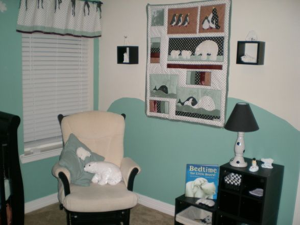 17 Best Images About Arctic Nursery Theme On Pinterest