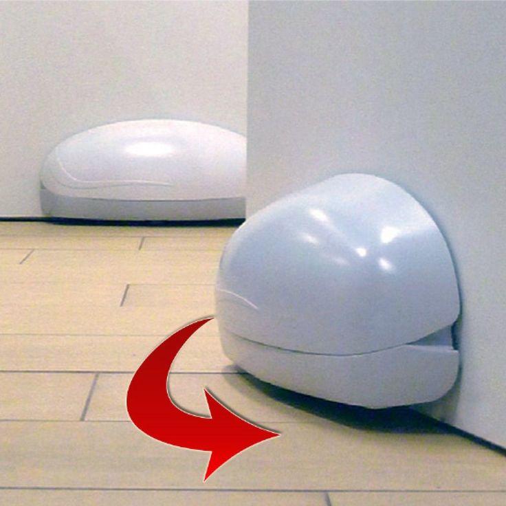 Doormatic automatic door opener for wheelchair users