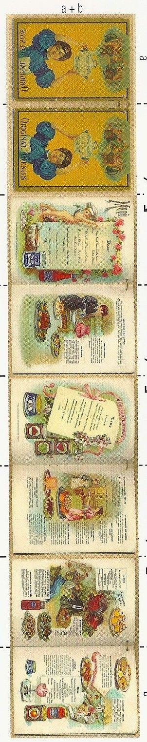 victorian ccokbook