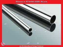 25mm 316 stainless round tube     Marine grade stainless steel     Cut lengths available as well     Prices available for cut lengths as well.     Email today for a price.     Discounts for bulk quantities