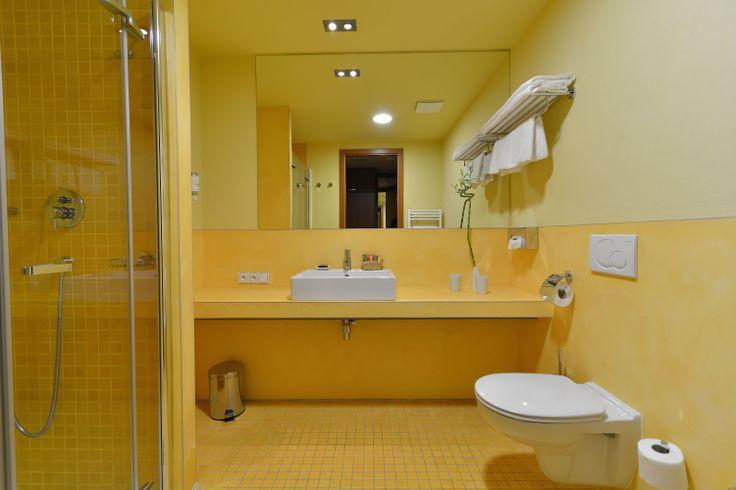 Double room Superior - Bathroom
