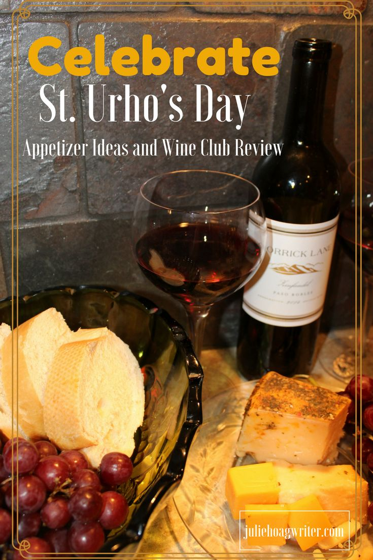 Does your family like to celebrate fun holidays? Do you know about St. Urho's Day?  St. Urho's day is a fun easy to celebrate holiday for your family. St. Urho's day is a Finnish-American tradition. St. Urho's Day is on March 16th, the day before St. Patrick's Day. People celebrate St. Urho's Day by eating grapes, wearing purple and green, drinking wine (adults), and grape juice for kids. I'm celebating St. Urho's day with wine from a sensational wine club I enjoy. Affiliate link.