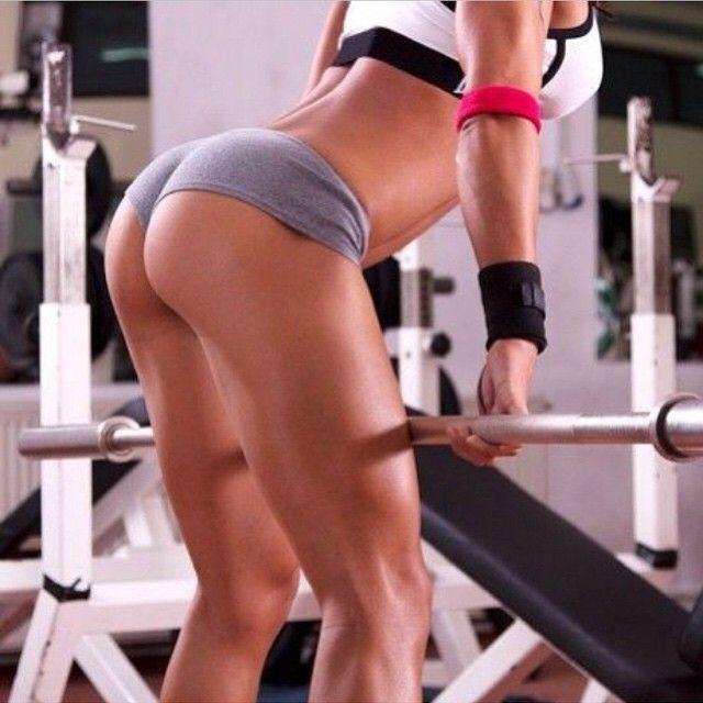 Sexy big ass workout — pic 1
