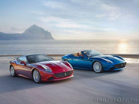 Ferrari California T 2015 (Феррари Калифорния Т 2015)