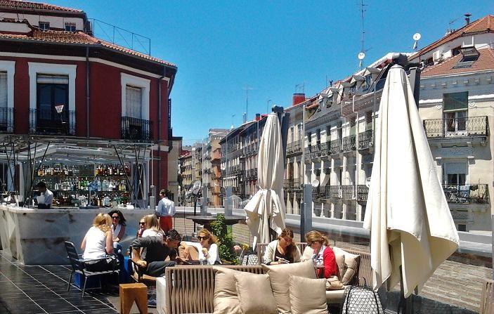 mercado san anton terraza