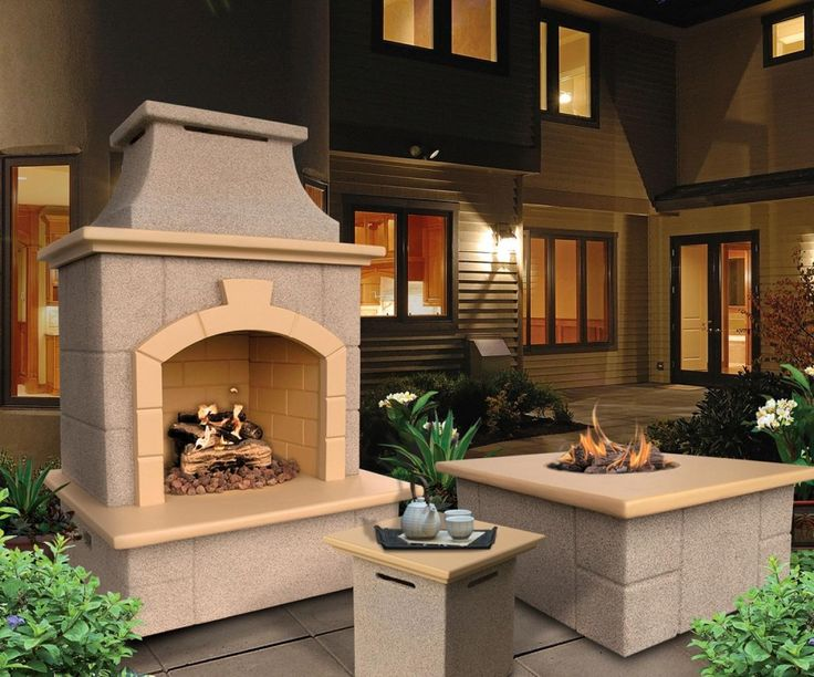 fancy-outdoor-propane-fireplaces-for-best-exterior - 17 Best Ideas About Outdoor Propane Fireplace On Pinterest Fire