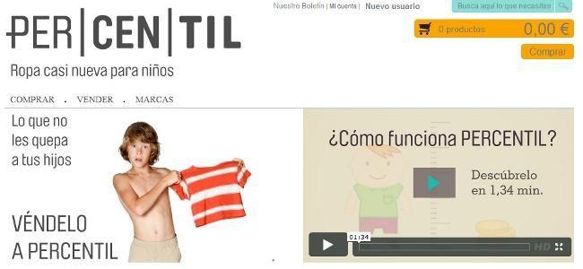 Percentil, la consolidación de la tienda online de ropa infantil de segunda mano http://www.genbeta.com/p/74706