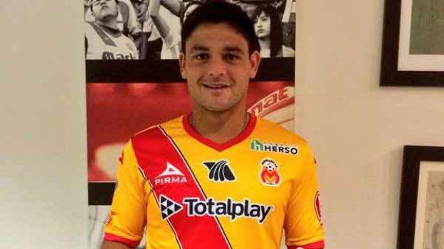 Morelia anuncia a Alejandro Gagliardi como refuerzo para el Clausura 2016