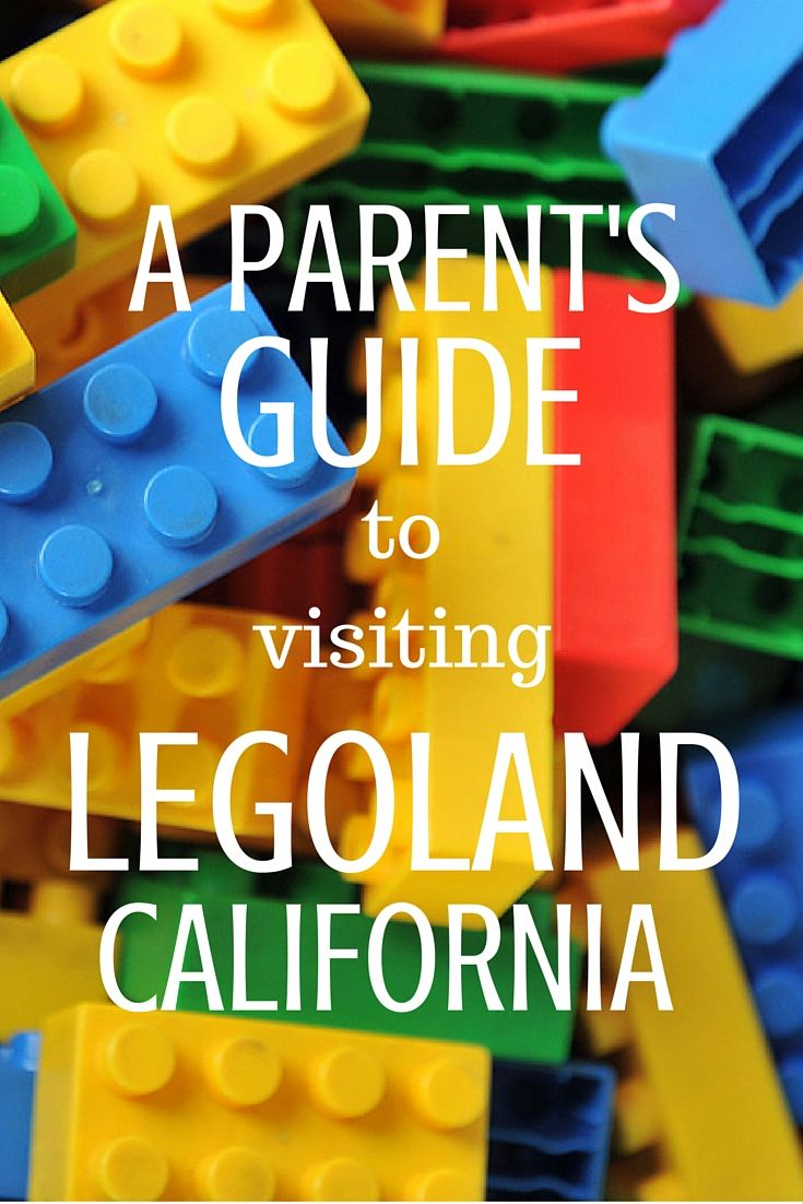 Ultimate Family Guide to LEGOLAND California