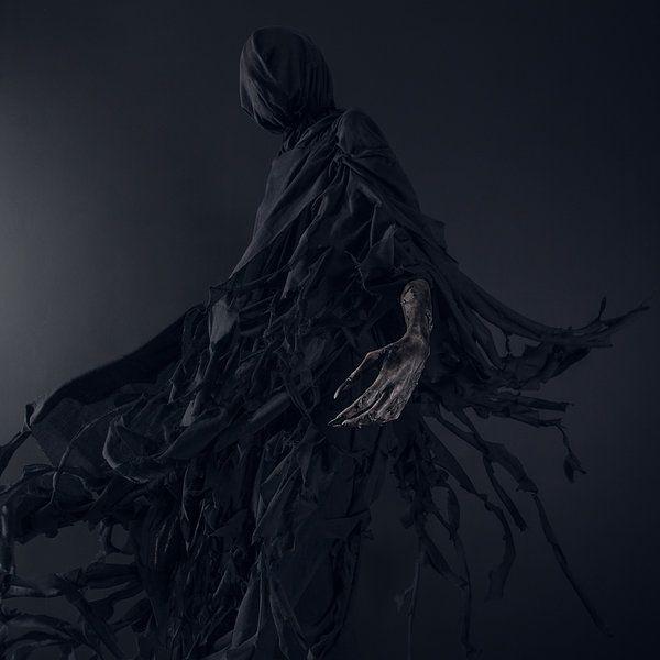 Dementor #2 by alexgonzao.deviantart.com on @deviantART