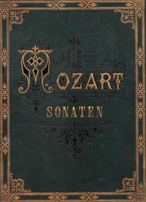 Mozart Sonaten