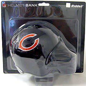 Chicago Bears Helmet Bank