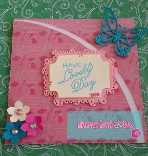 birthday card, tarjeta de cumpleaños, Scrapbookmex