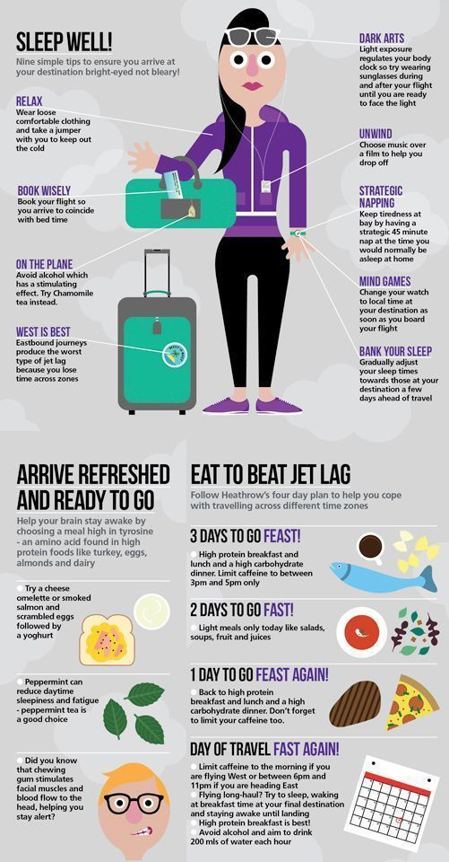 travel like an athlete, infographic #insomniainfographic #insomniascience