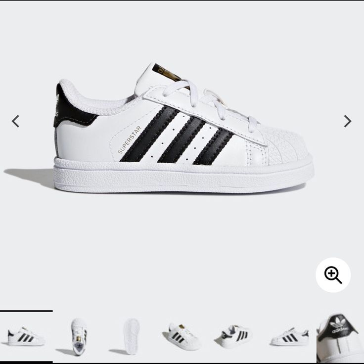 tirano Stevenson Favor  adidas Shoes | Superstar Shoes Adidas Infant Shoes | Color: Black/White |  Size: | Adidas shoes superstar, Superstars shoes, White adidas