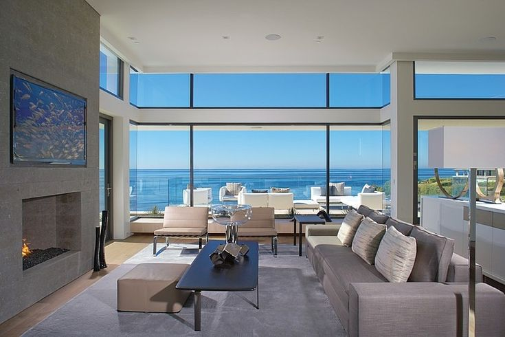 Rockledge Residence  by Aria Design This view is unreal. How amazing!