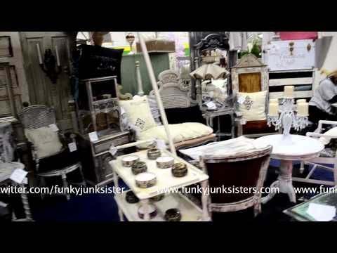 Junk Salvation...a video to watch in case you wonder what our vintage markets are like.