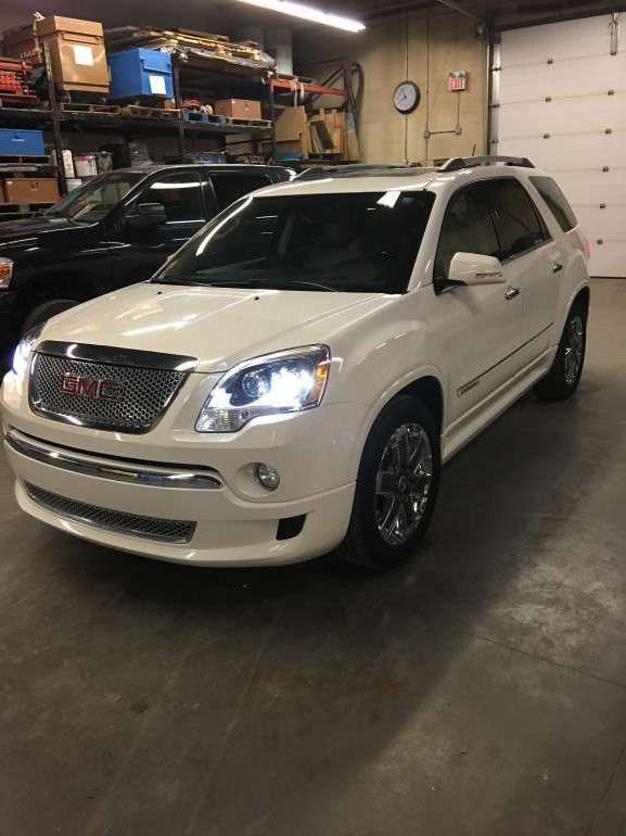 2012 Gmc Acadia Suv With Warranty For Sale By Owner In Calgary Ab