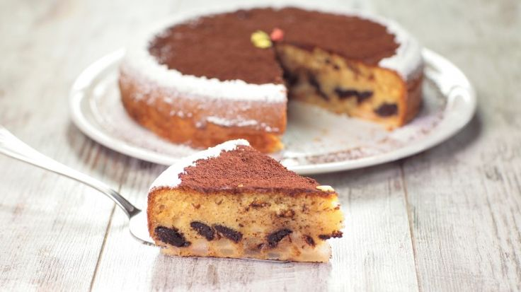 Ricetta Torta pere e cioccolato: Torta pere e cioccolato, un abbinamento…