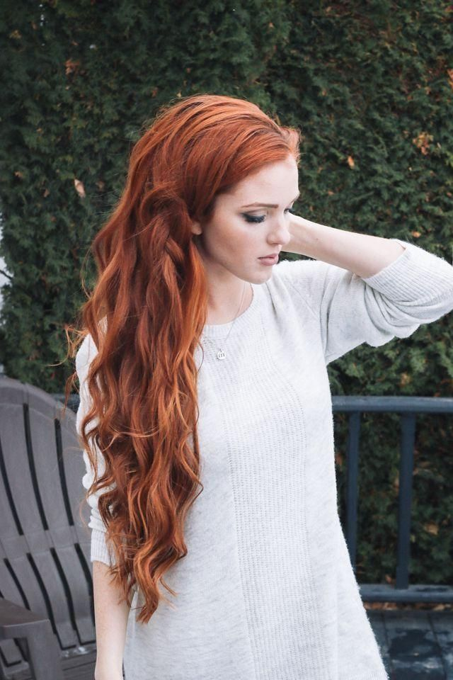 Inspirations Long Hairstyles Trends In 2018 2019 Redhead Hairstyles Long Hair Styles Hair Styles
