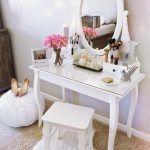 Beyaz Makyaj Masası Modelleri