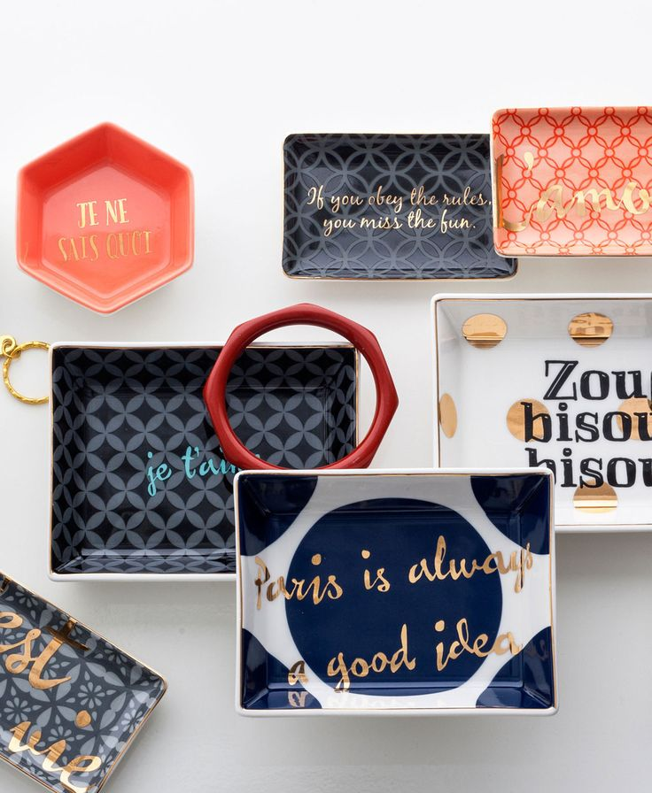 Tray Chic - Paris is Always a Good Idea Tray – Paper Luxe
