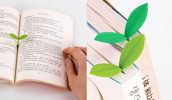 Plant Yourself... | 16 Fancy Gifts For Book Nerds