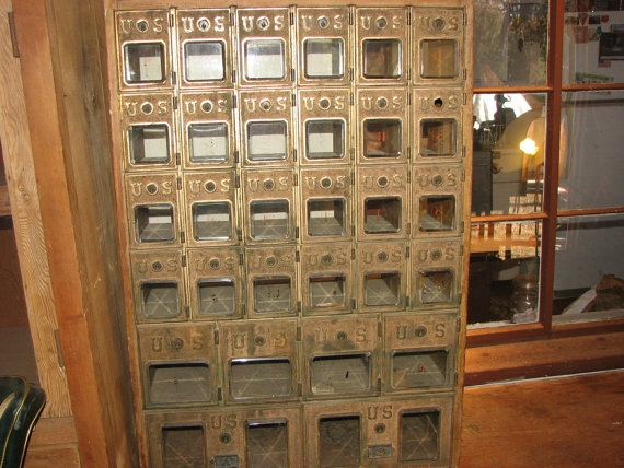 25 Best Images About Post Office Boxes On Pinterest